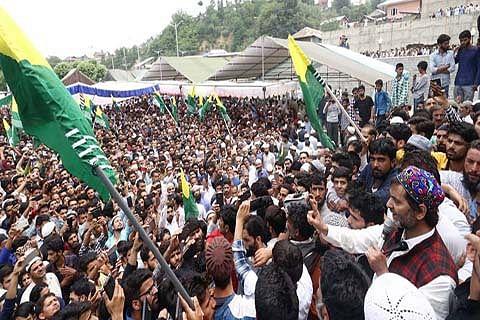 Only way to peace is Kashmir resolution: Yasin Malik