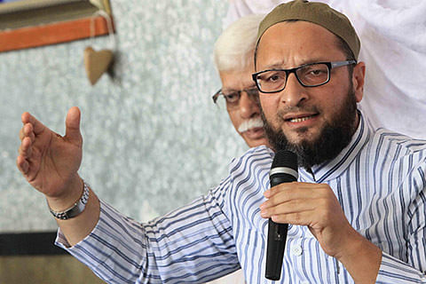Muslims should emerge as political force, says Owaisi