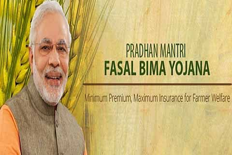 Govt leaves out Kashmir, implements fasal bima yojna in Jammu only