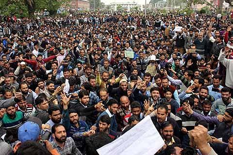 Sarva Shiksha Abhiyan teachers to observe Eid as 'black day'