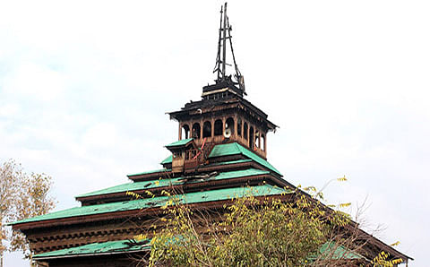 Khanqah still vulnerable, says safety audit of Valley shrines
