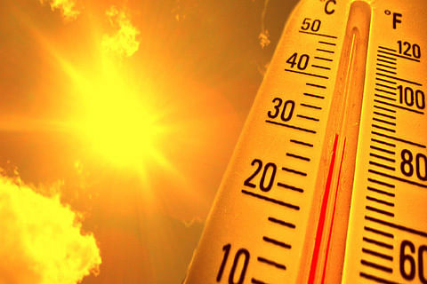 Relief from heat in Jammu, night temp dips after rainfall