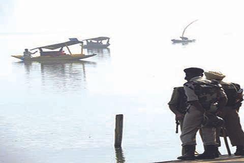 Kashmir in Search of Peace