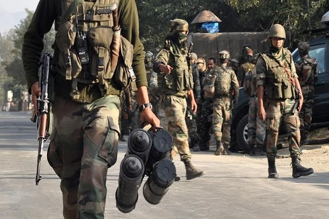 Bandipora search operation enters fifth day