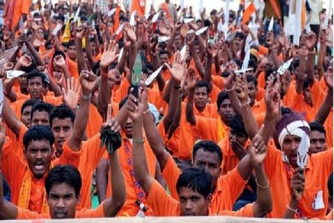 CIA omits PaK from India map, names Bajrang Dal, VHP as militant religious organisation