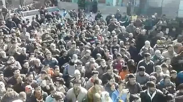 Thousands participate in annual Urs of Shah Mohammad Farid-Ud-Din RA
