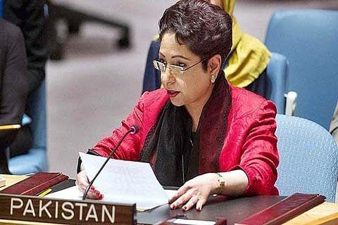 Pak raising Kashmir at UN cynical: India