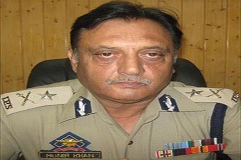 Muneer Khan is ADGP Law & Order