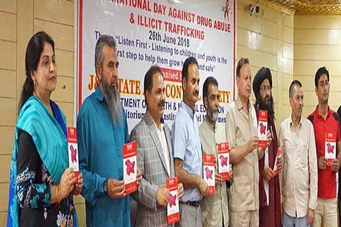 JKSACS for eradication of drug abuse
