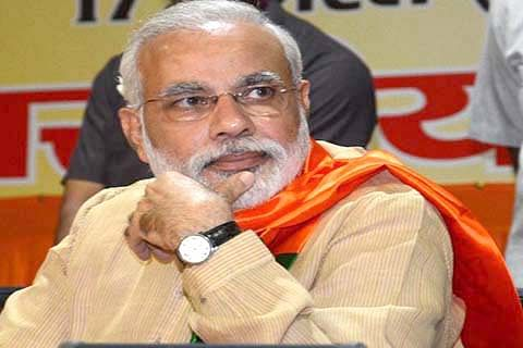 THREAT TO MODI: 'Modi to remain behind SPG cordon for ministers'