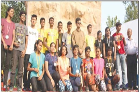 1st IMF All India sport climbing event concludes