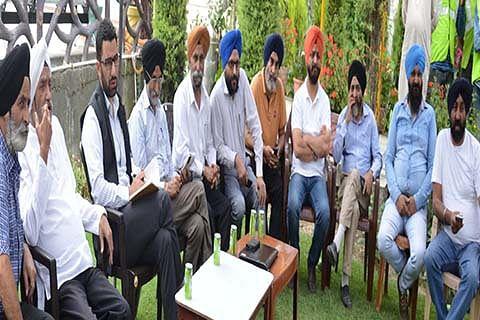 DC reviews arrangements at Chatti Padshahi