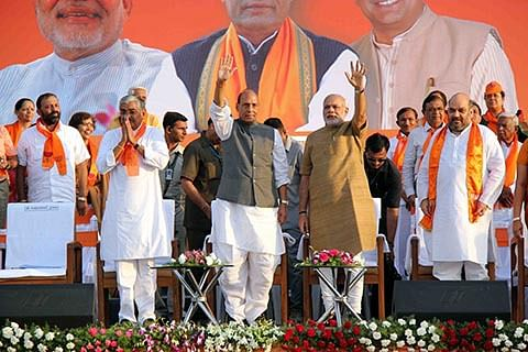 BJP's Divisive Game in JK