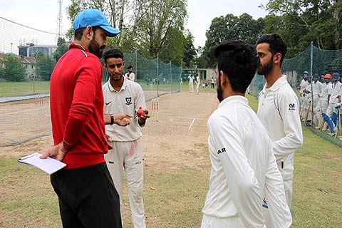 Irfan Pathan kick starts JKCA talent hunt in Srinagar