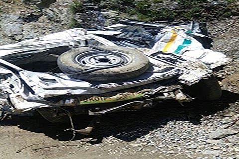 4 of family among 5 killed in Bandipora accident