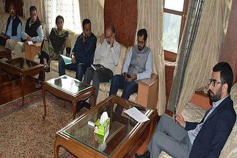 44 flood relief centres set up in Srinagar