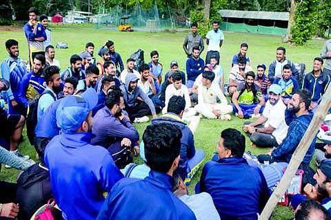 JK cricketers to undergo Yo-Yo test today