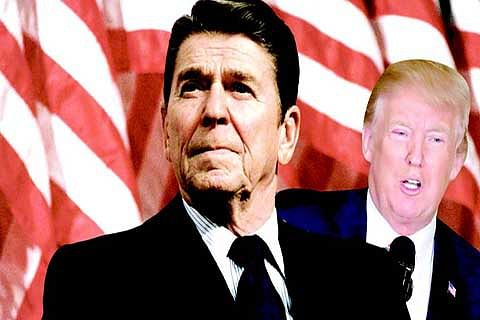 From Reagan to Trump