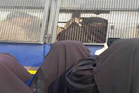 Asiya, 2 associates in NIA custody, shifted to Tihar