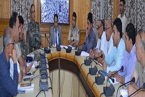 Administration geared up to meet any eventuality: Div Com