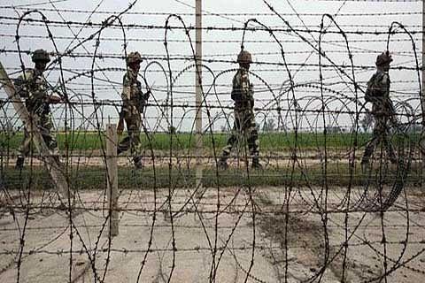 Jammu border, LoC put on high alert