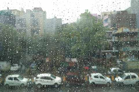Heavy rainfall in Reasi destroys crops
