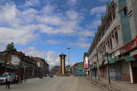 Shutdown called by JRL affects life in Kashmir