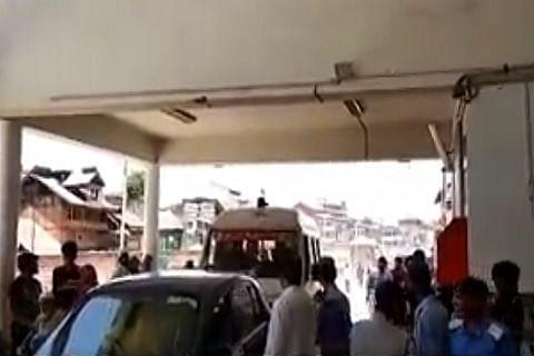 Two civilians injured in Kulgam firing shifted to Srinagar
