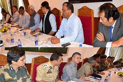 Guv calls emergency meet with security top brass after killings