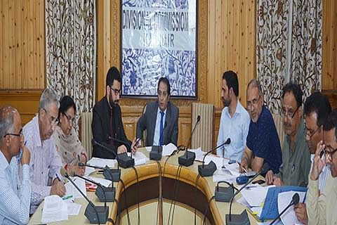 Div Com chairs 246th HLC meeting of Circular Road Project