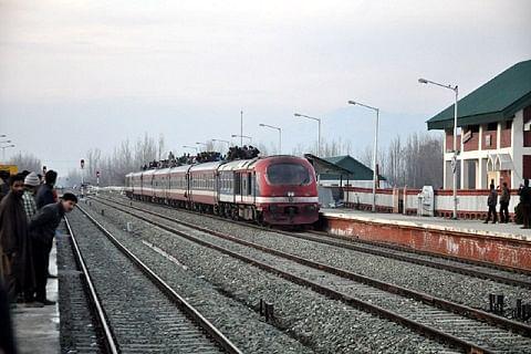 Baramulla-Banihal train service resumes today