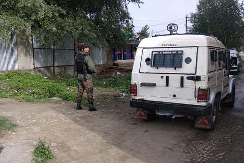 BJP Sarpanch shot dead in south Kashmir's Qazigund
