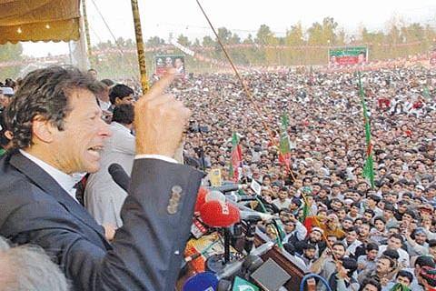Imran's proposition on Kashmir