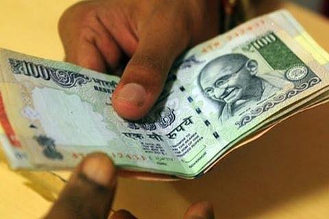 Disbursement of salaries