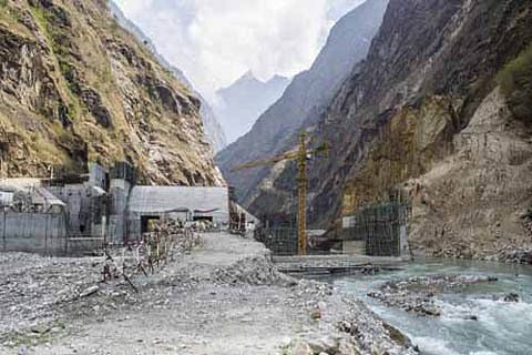 India has asked China to stop construction in Pakistan-administered-Kashmir: Govt