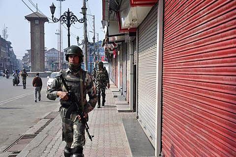 Rebuilding a peaceful Kashmir