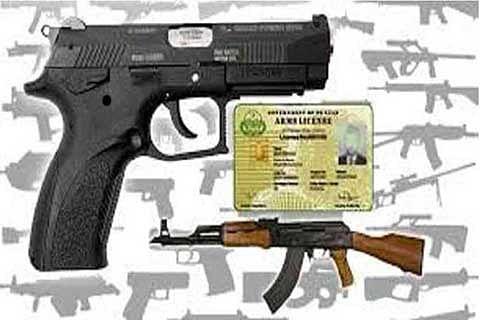 Govt urges CBI to take over fake arms license probe