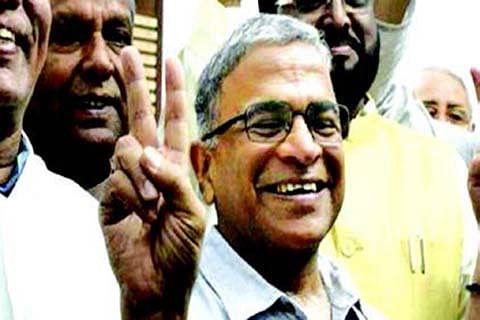 Harivansh elected RS Deputy Chair