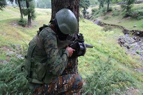 One more militant killed in Rafiabad encounter, toll 5