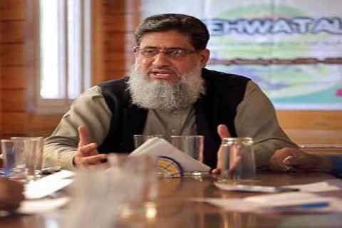 Statements of Omar, Er Rasheed on Article 35-A irresponsible: KEA chairman