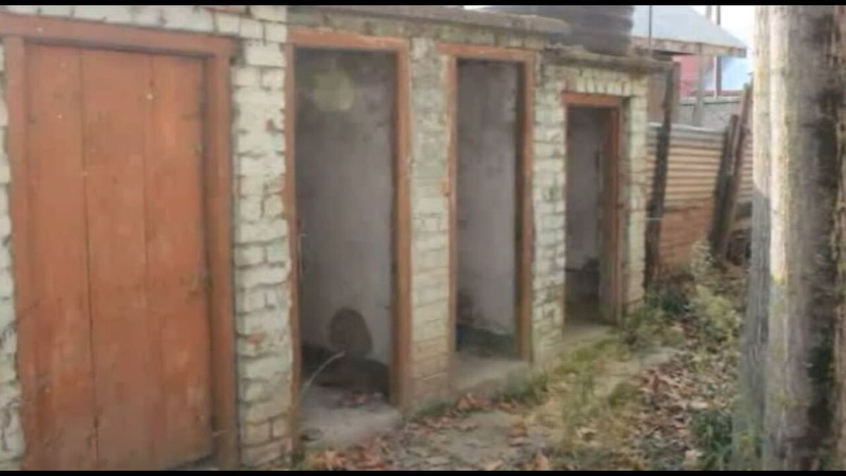 Constructed 3 months ago, new toilet block at B&J hospital yet to become operational