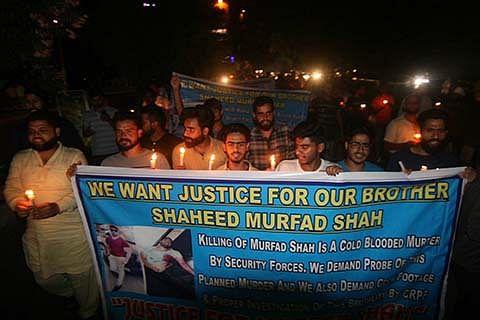 SHRC takes cognizance of Jammu youth's killing