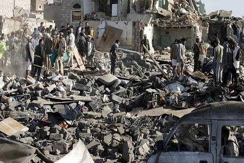 US urges probe into Yemen attack amid accusations of supporting Saudi Arabia