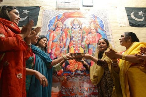 In a first, divorced or widowed Hindu women in Pak's Sindh allowed to remarry