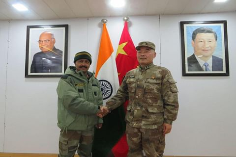 India expects China to work on early resolution of remaining issues along LAC in eastern Ladakh