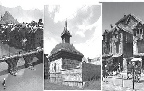 Burza Pash: The rooftops that exploded with colours