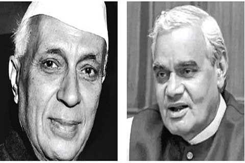 Vajpayee Was Different From Nehru?
