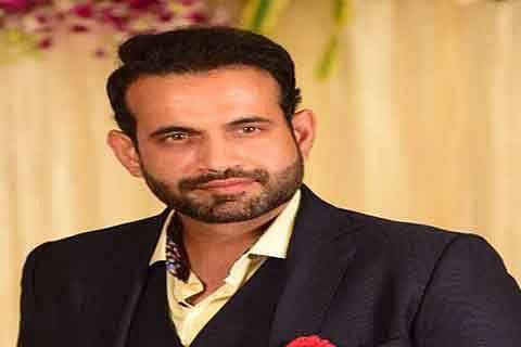 Irfan Pathan thanks Rajeev Shukla for J&K practice matches