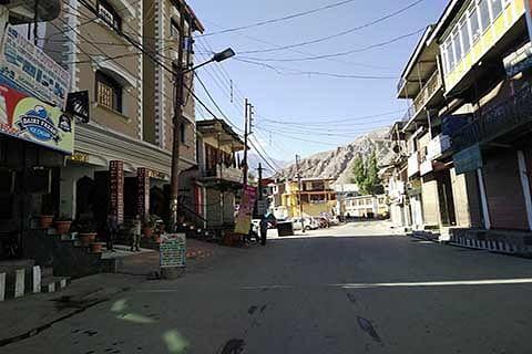 LAHDC Kargil polls on Aug 27