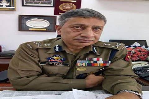 JK Police fighting proxy war for last 30 years: DGP Vaid